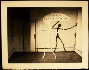 David Lynch - 'Oh darling Please come home', nummeriert und handsigniert