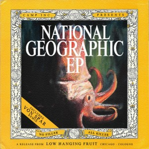 "Albumcover ""National Geographic"""